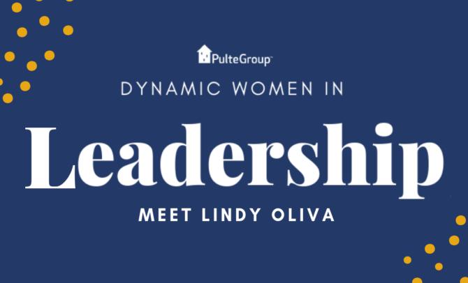 Women in Leadership: Lindy Oliva