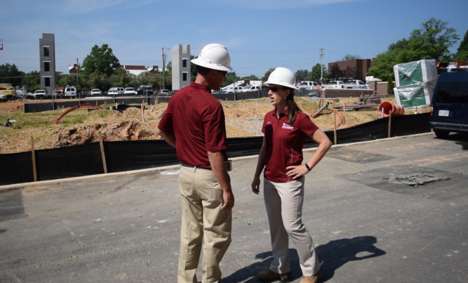 Breaking Ground and Breaking Stereotypes: Meet Construction Manager Amy