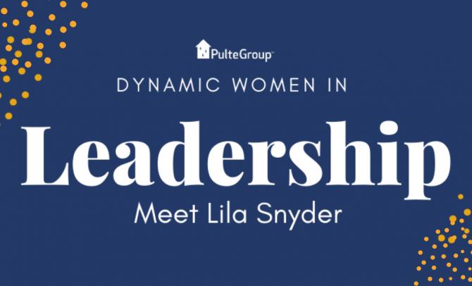 Dynamic Women in Leadership: Lila Snyder
