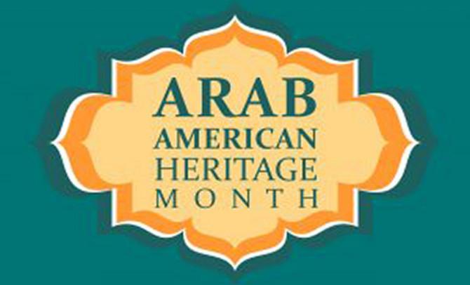Celebrating Arab American Heritage Month