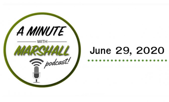 A Minute with Marshall: A Framework for Change