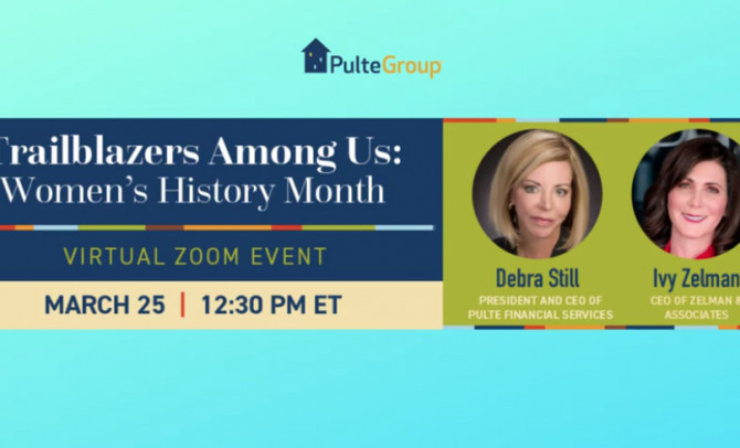 Women's History Month: Celebrating the Trailblazers